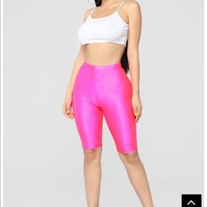 Fashion nova spandex shorts
